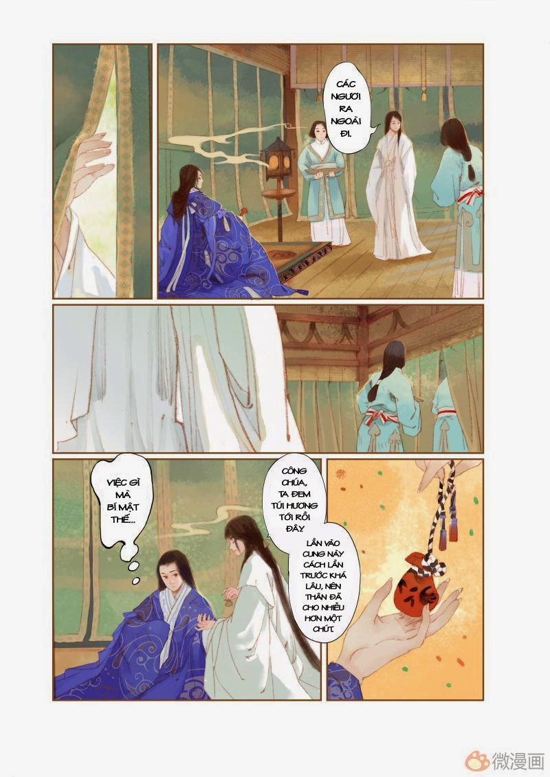 Phượng Tù Hoàng Chapter 5.2 - Trang 12