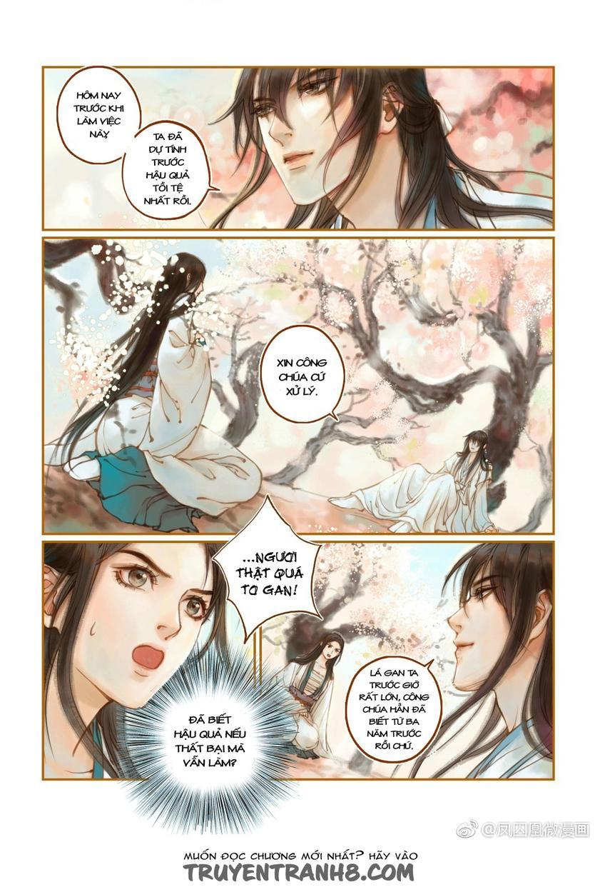 Phượng Tù Hoàng Chapter 15 - Trang 21