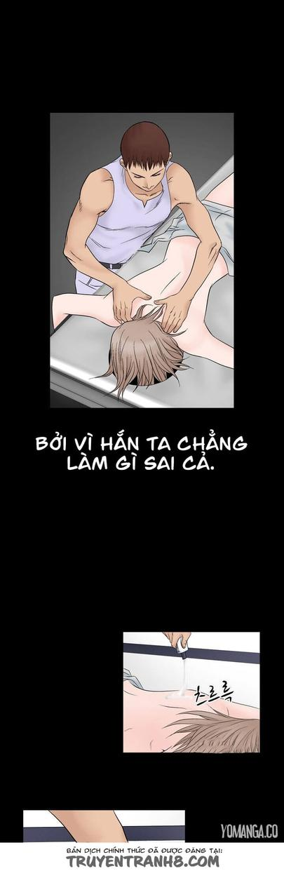 The Taste Of The Hand Chapter 42 - Trang 25