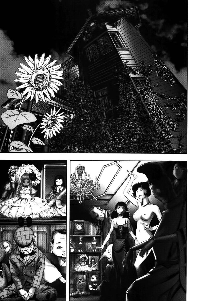 Dị Nhân Quán Chapter 48 - Trang 3