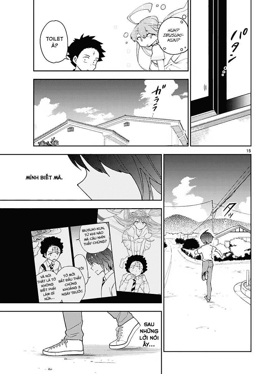 Hatsukoi Zombie Chapter 69 - Trang 16