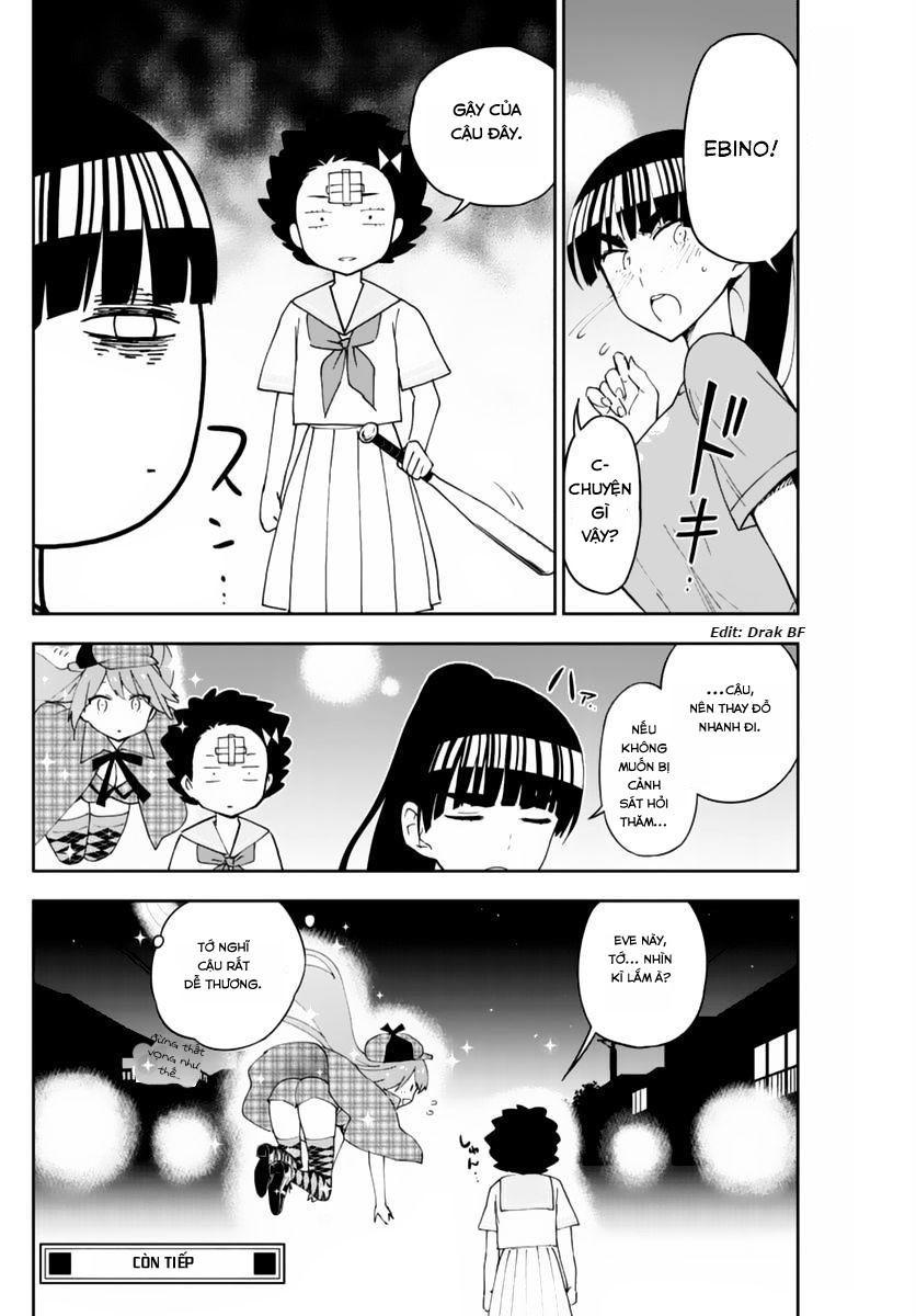 Hatsukoi Zombie Chapter 44 - Trang 21
