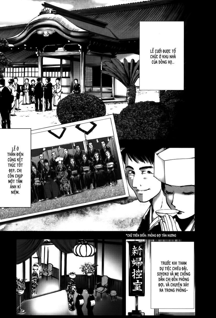 Dị Nhân Quán Chapter 48 - Trang 11
