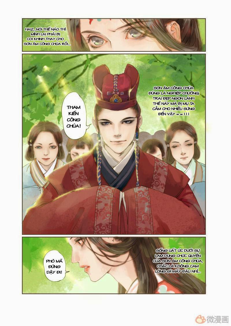 Phượng Tù Hoàng Chapter 5.2 - Trang 4