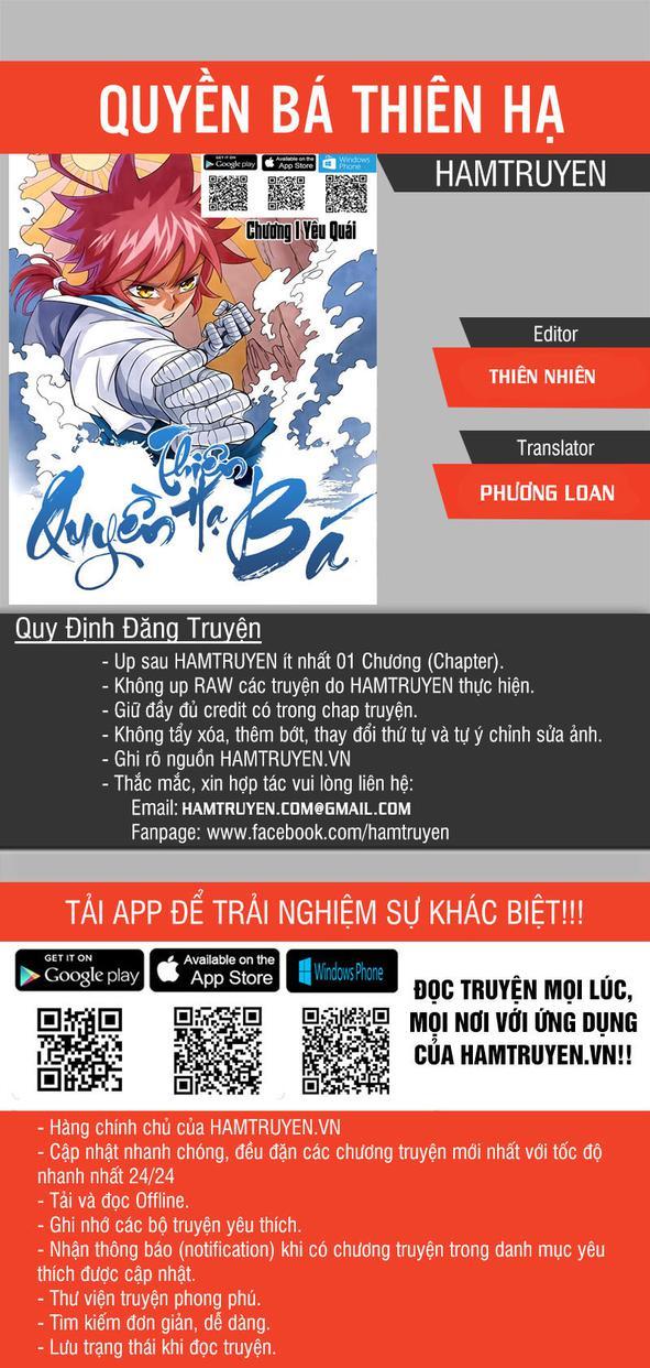 Quyền Bá Thiên Hạ Chapter 70