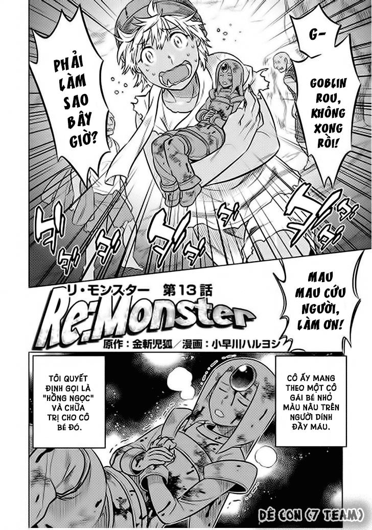 Re:Monster Chapter 13