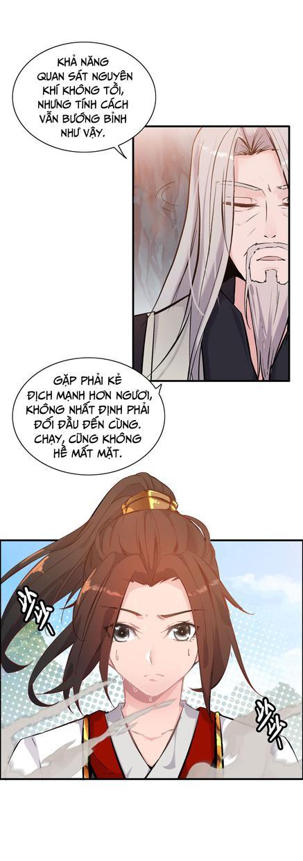 Thần Ma Thiên Sát Chap 4 . Next Chap Chap 5