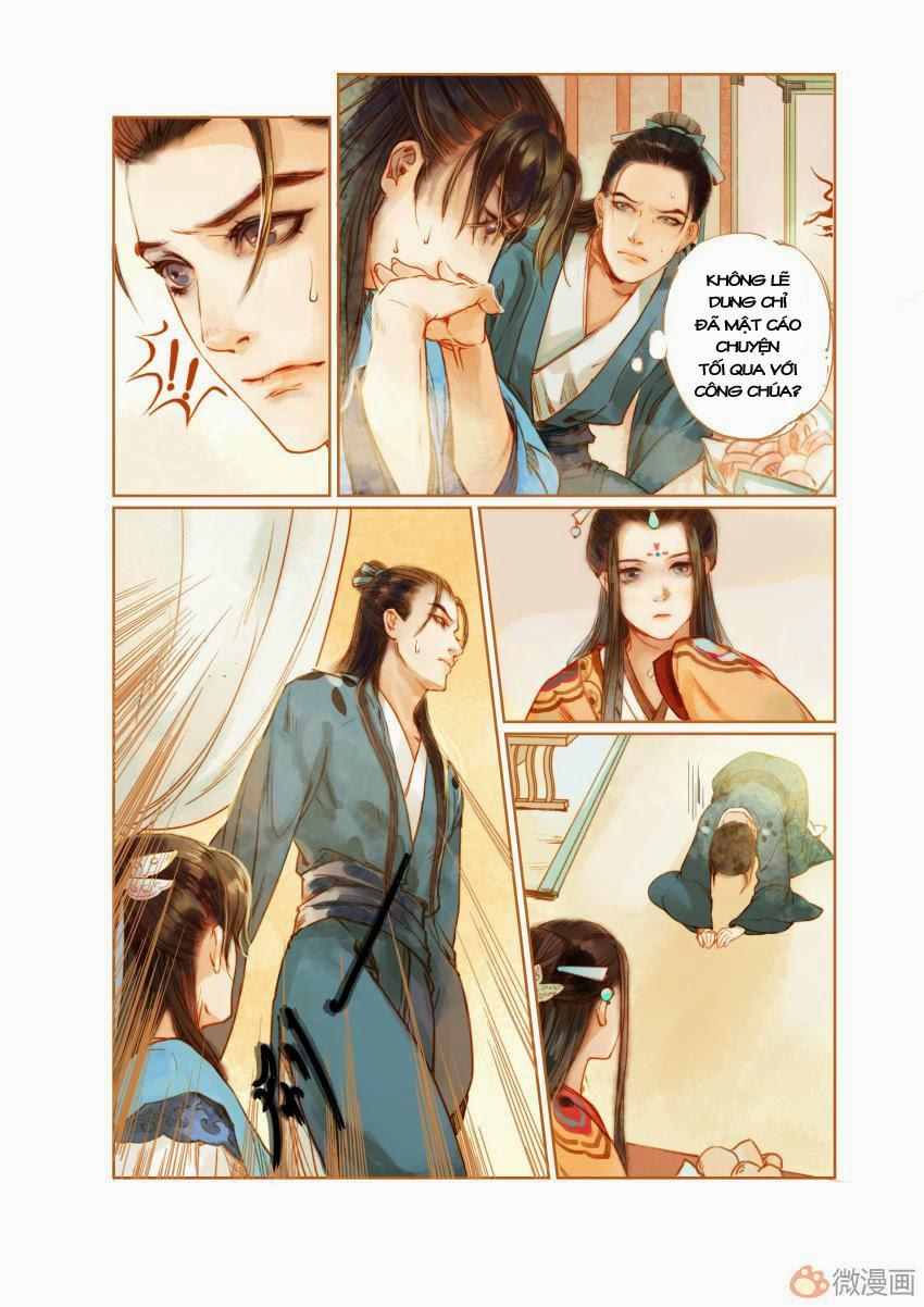 Phượng Tù Hoàng Chapter 4 - Trang 11