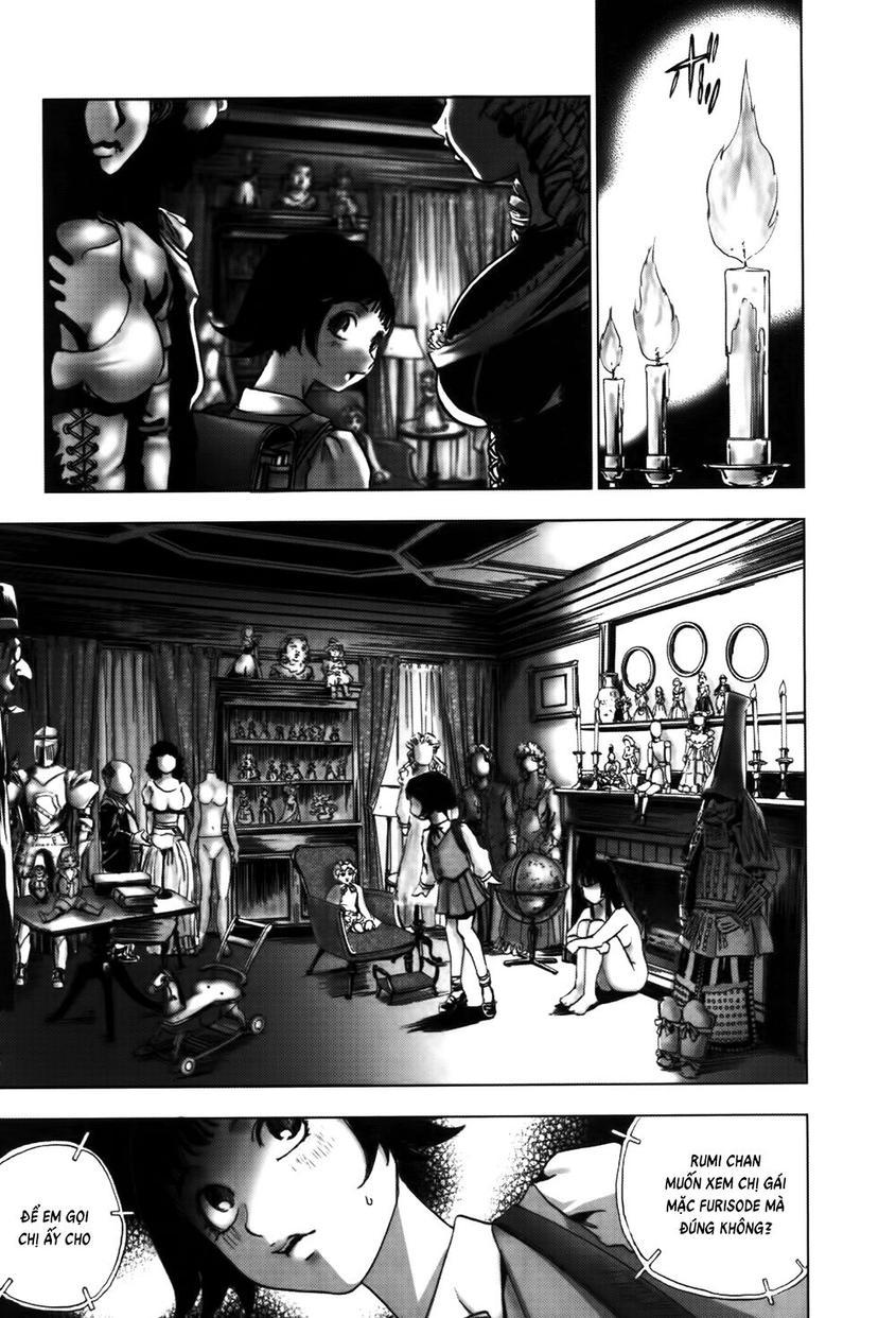 Dị Nhân Quán Chapter 47 - Trang 16