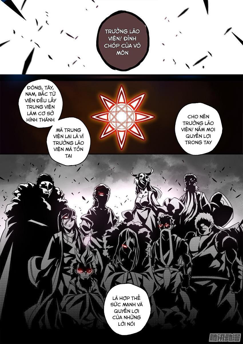 Quyền Bá Thiên Hạ Chapter 85