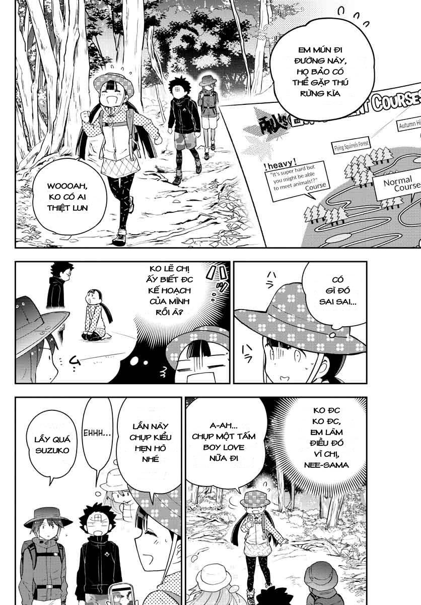 Hatsukoi Zombie Chapter 96 - Trang 16