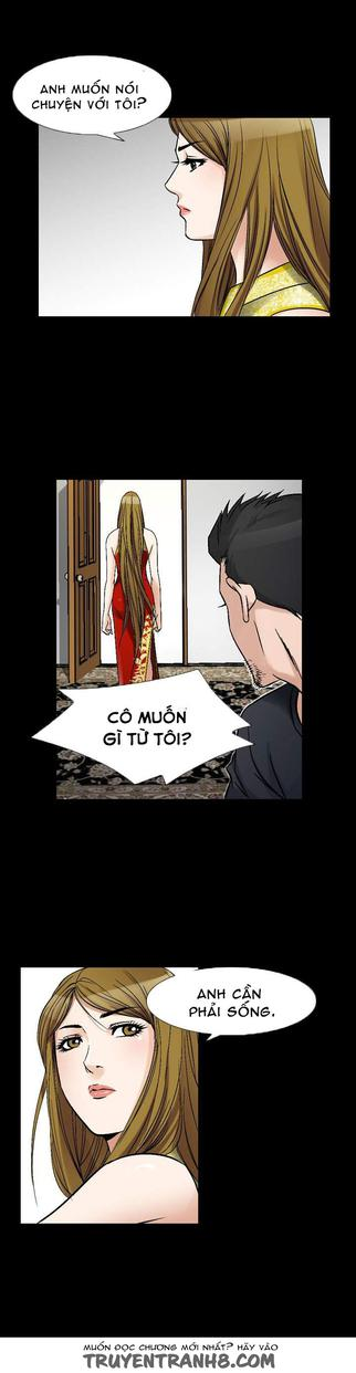 The Taste Of The Hand Chapter 67 - Trang 16