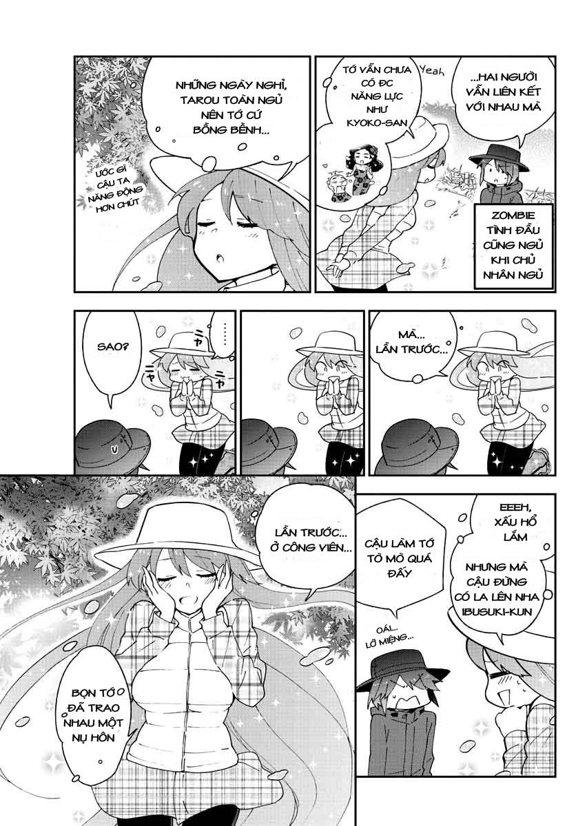 Hatsukoi Zombie Chapter 96 - Trang 9