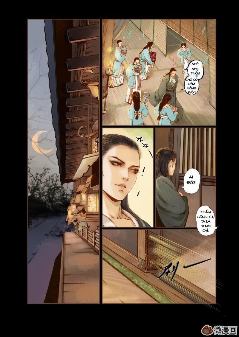 Phượng Tù Hoàng Chapter 4 - Trang 22