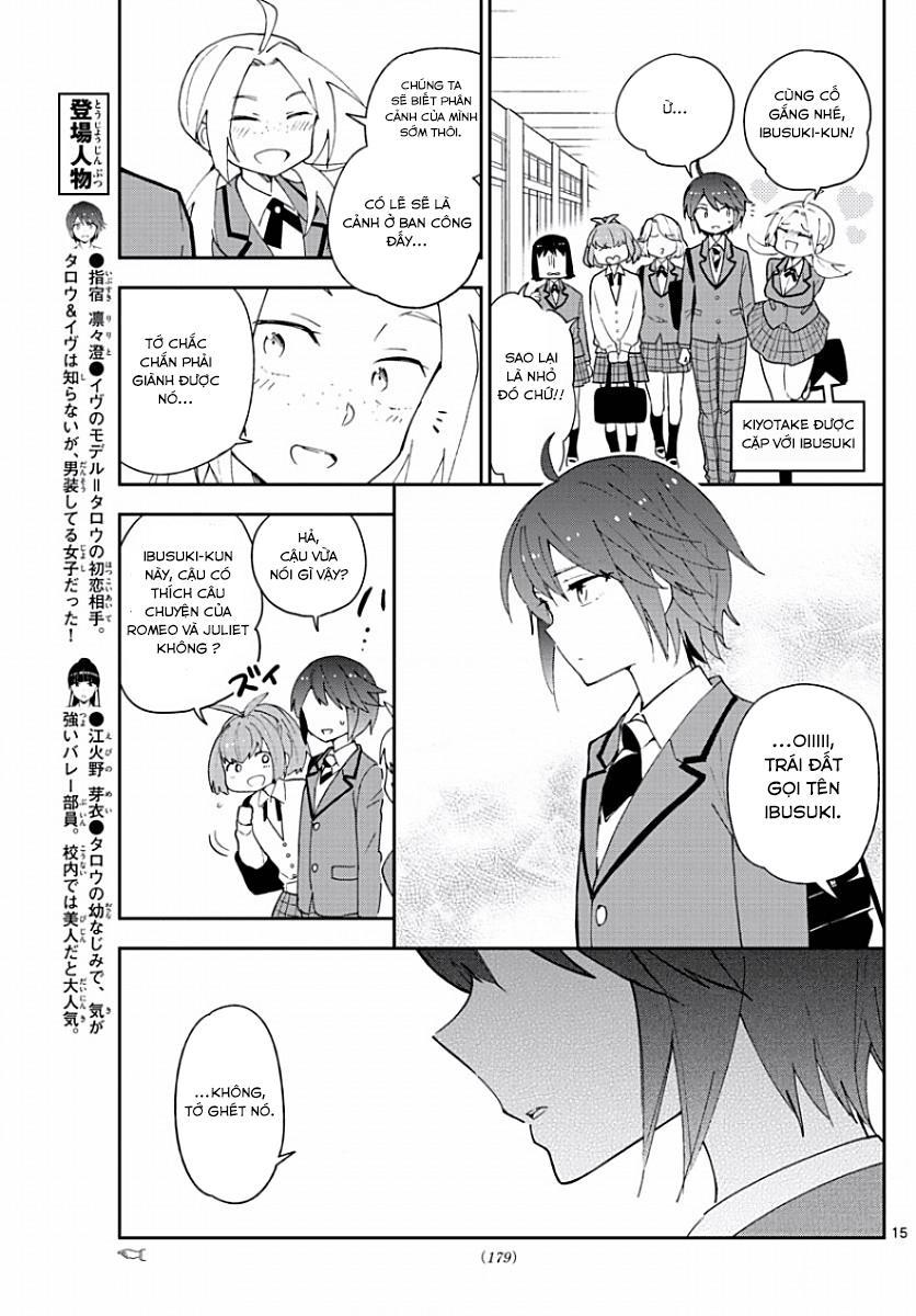 Hatsukoi Zombie Chapter 84 - Trang 16
