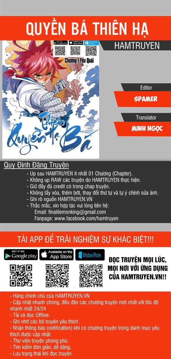 Quyền Bá Thiên Hạ Chapter 117