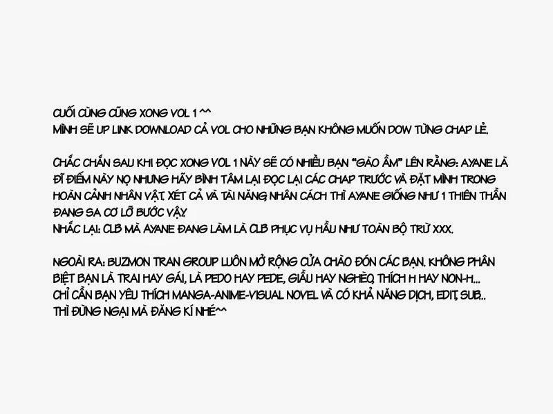 Trái Tim Và Thân Xác - Blush-DC Himitsu Chapter 1 - Trang 27