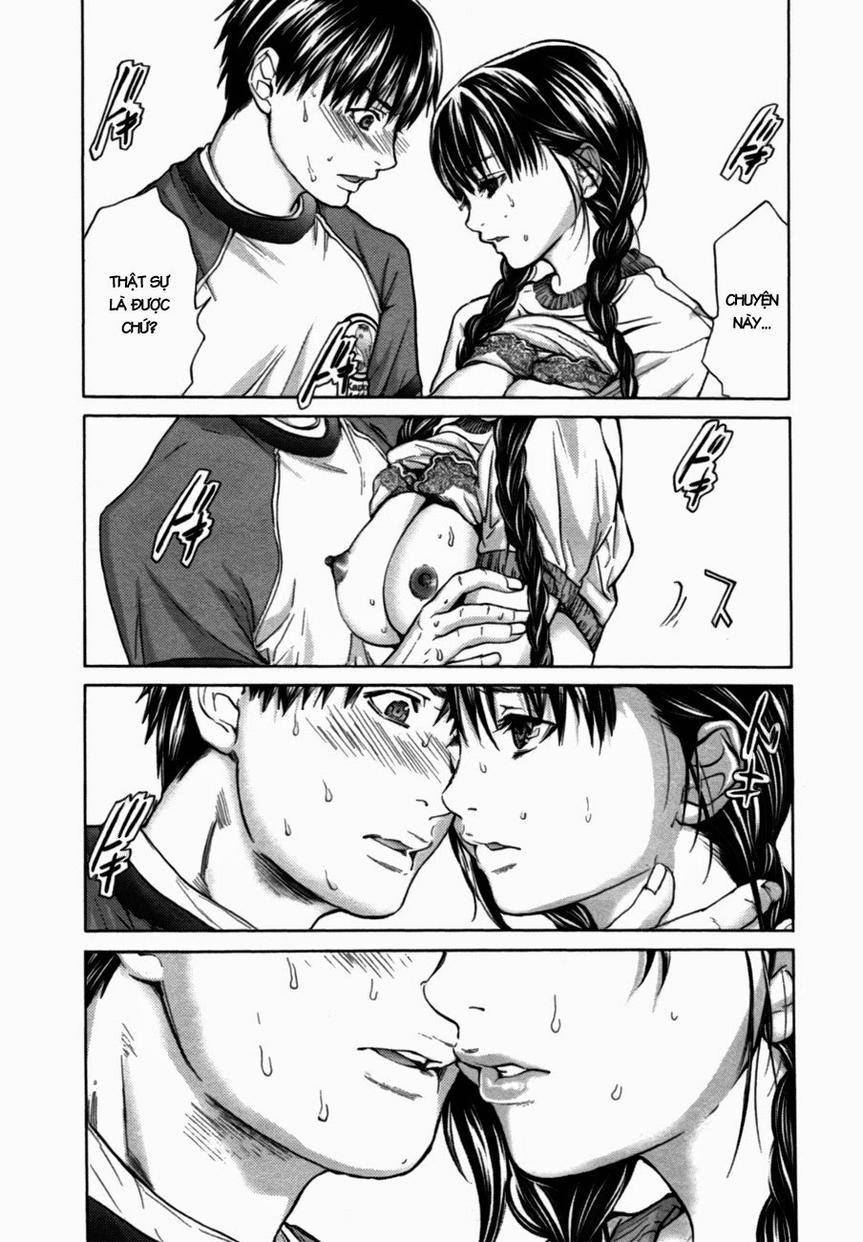 Trái Tim Và Thân Xác - Blush-DC Himitsu Chapter 1 - Trang 8