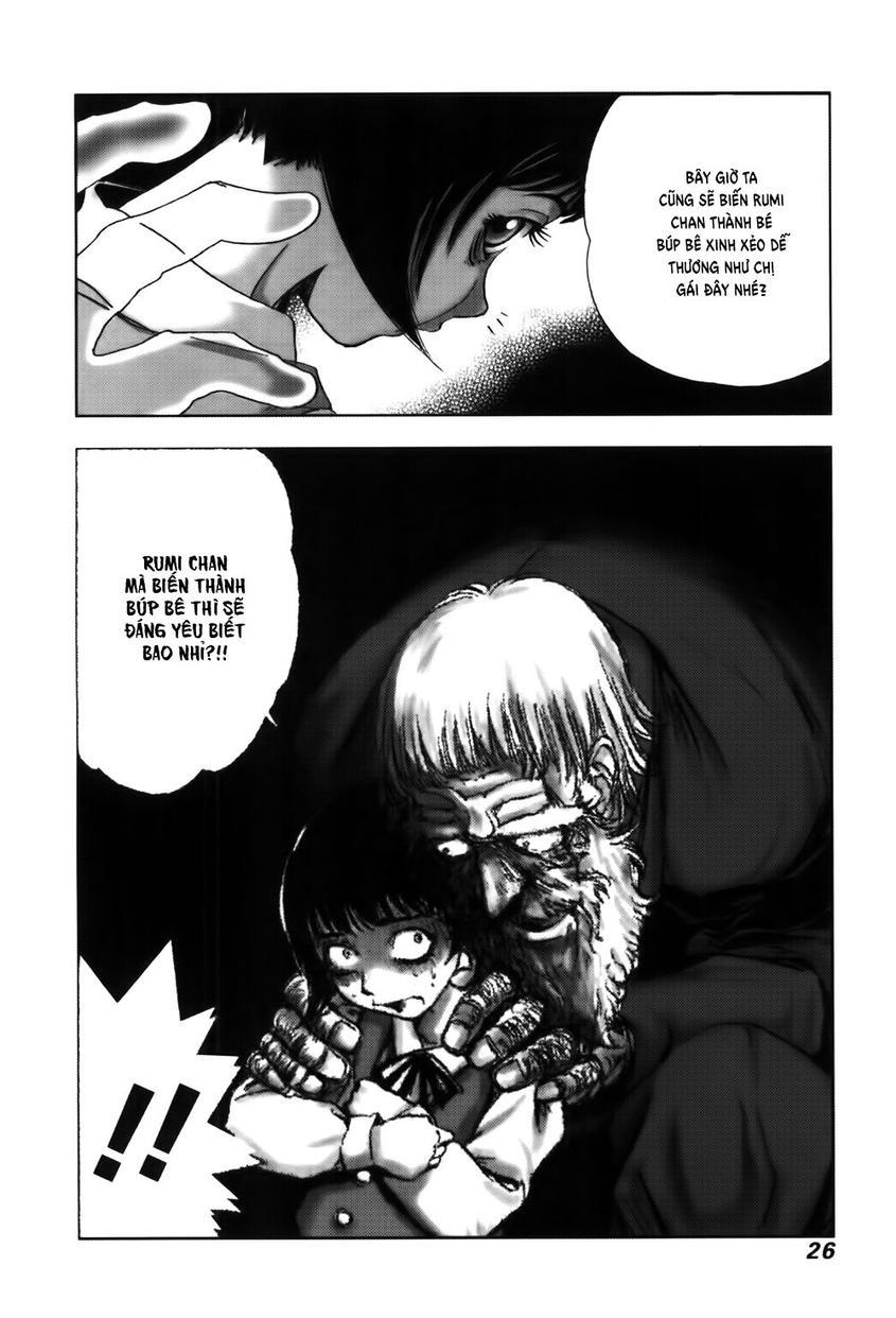 Dị Nhân Quán Chapter 47 - Trang 25