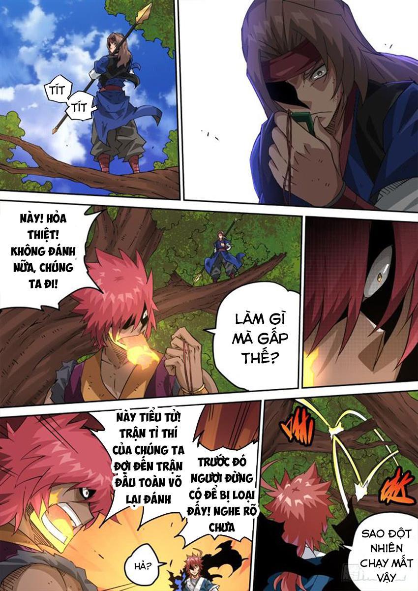 Quyền Bá Thiên Hạ Chapter 226