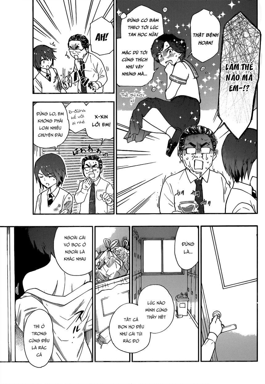 Hatsukoi Zombie Chapter 7 - Trang 21