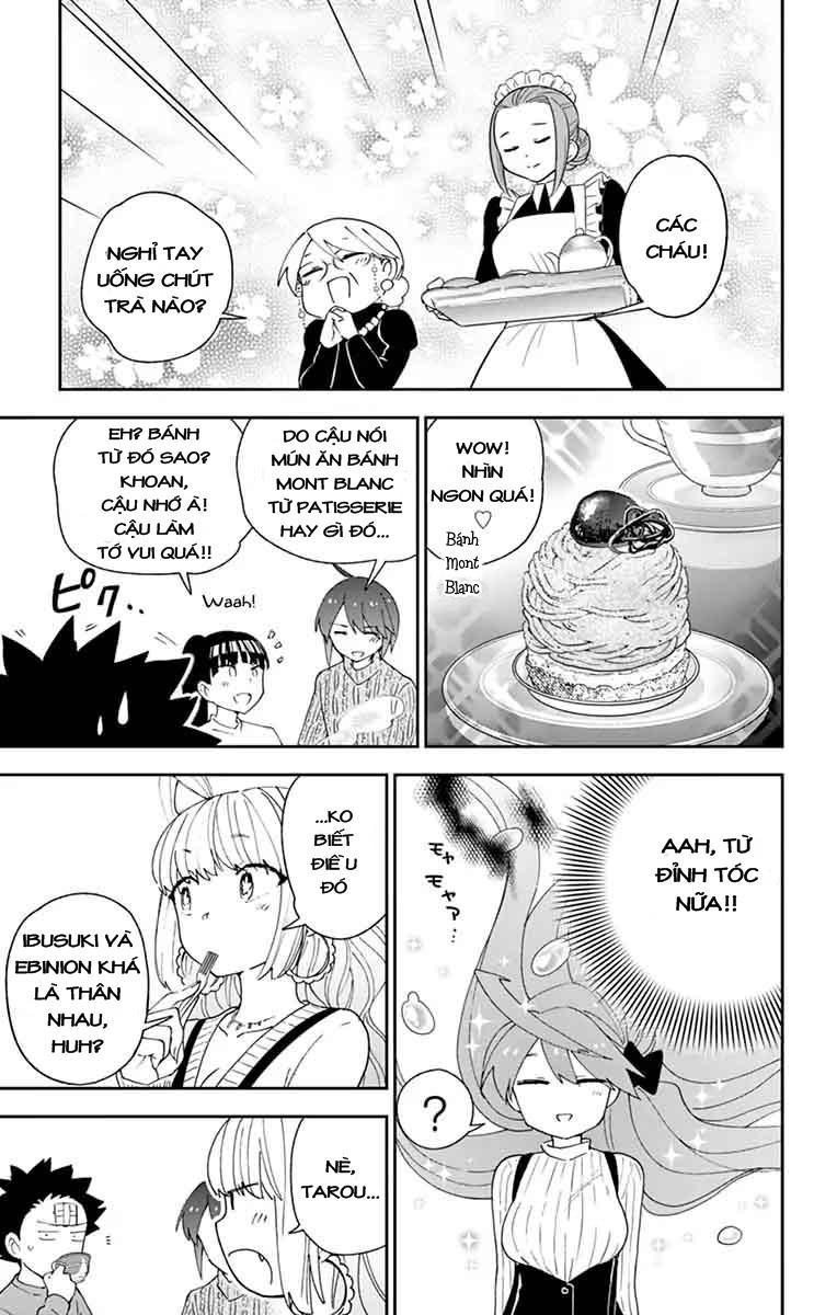 Hatsukoi Zombie Chapter 106 - Trang 17