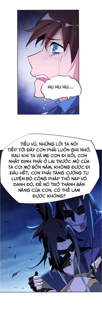 Ngự Thiên Thần Đế Chapter 20