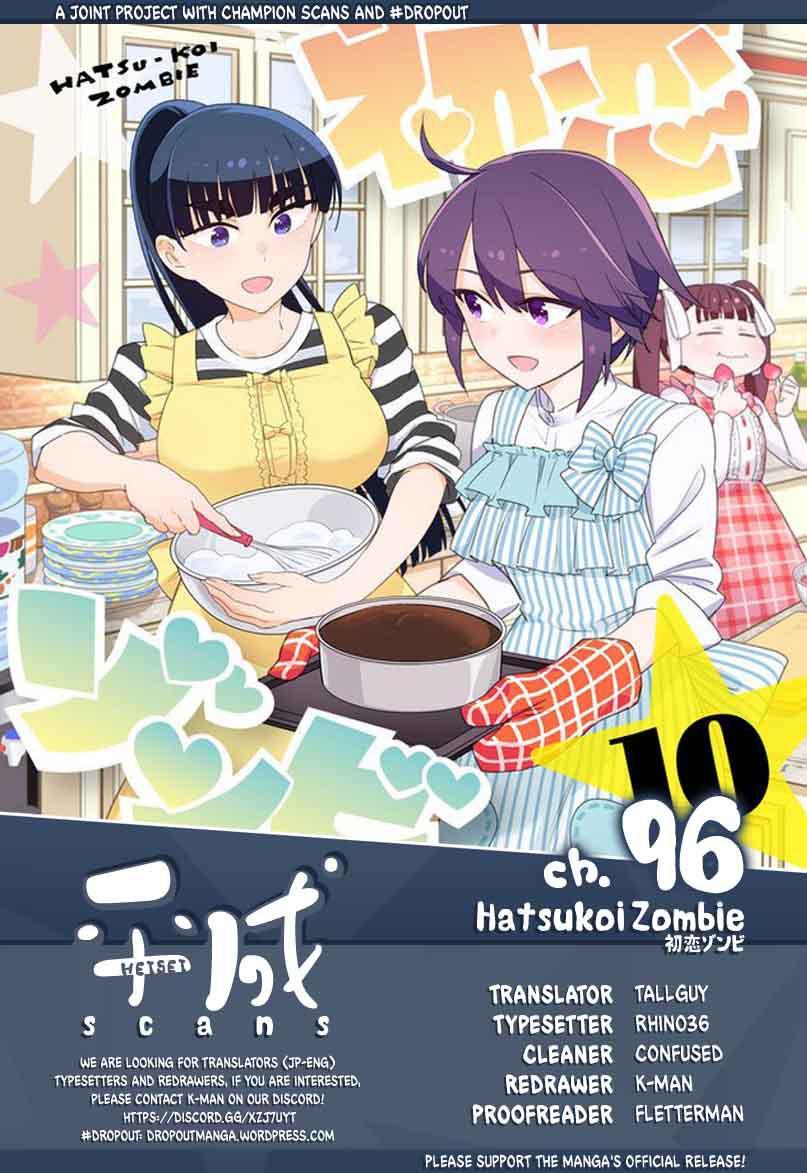 Hatsukoi Zombie Chapter 96 - Trang 2