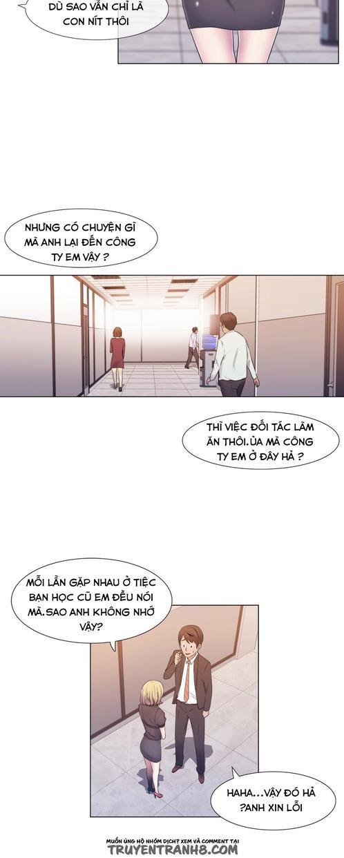 Tin Nhắn Định Mệnh Chapter 9 - Trang 22