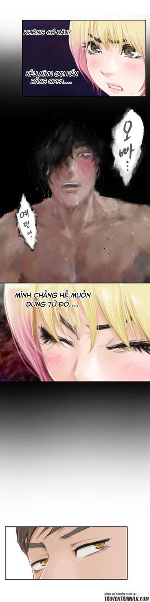 H-Mate Chapter 80 - Trang 9