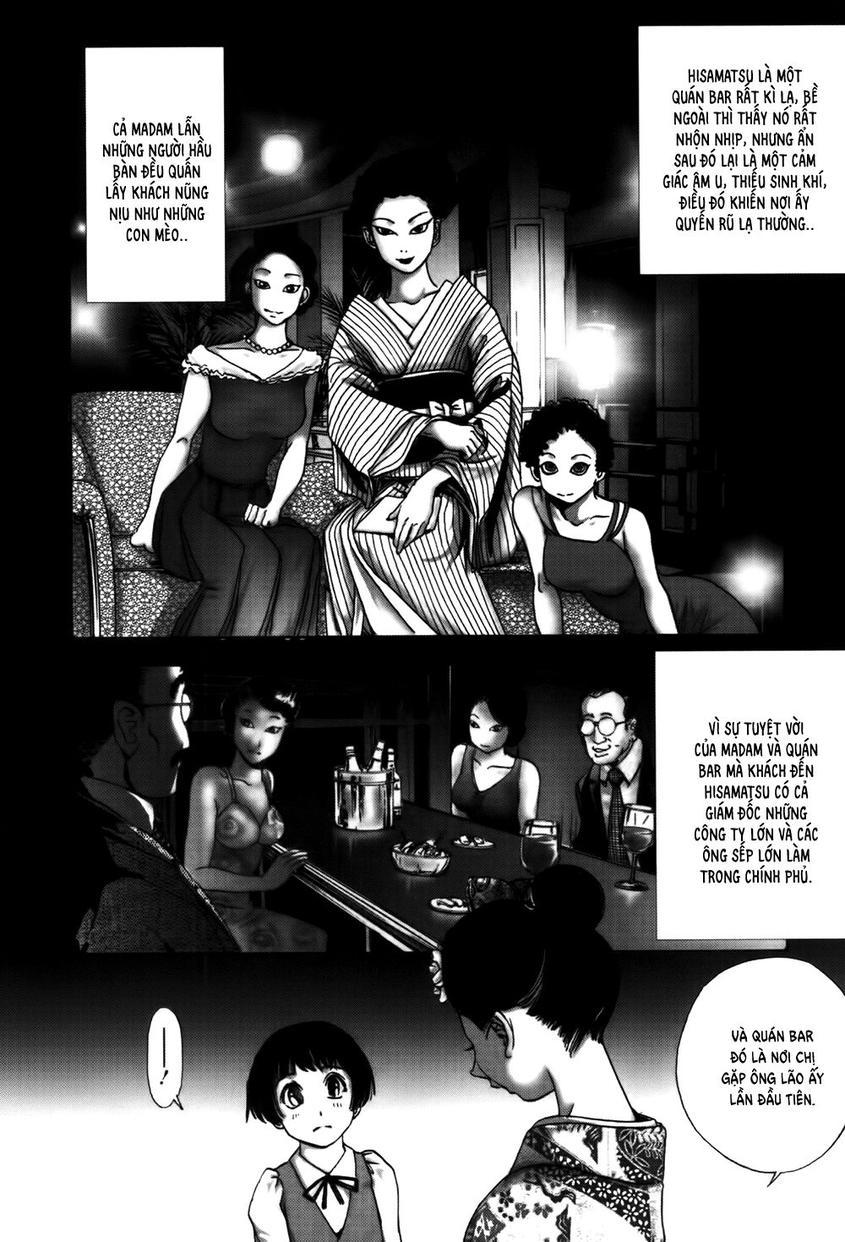 Dị Nhân Quán Chapter 48 - Trang 6