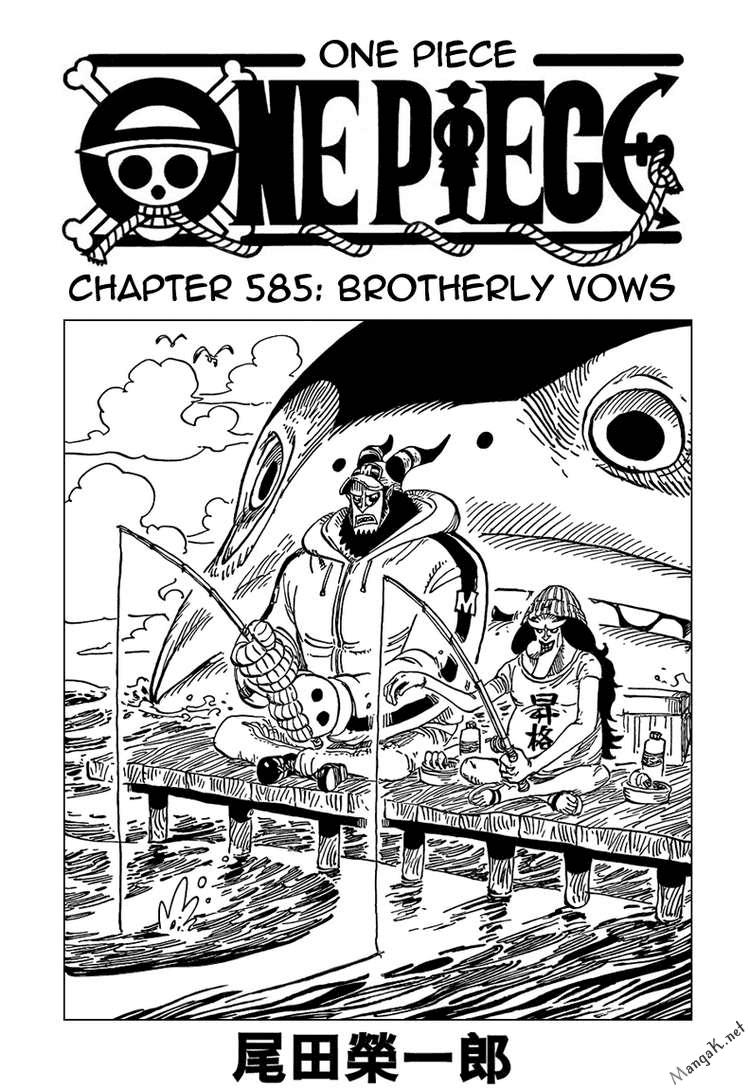 Đảo Hải Tặc Chap 585 . Next Chap Chap 586