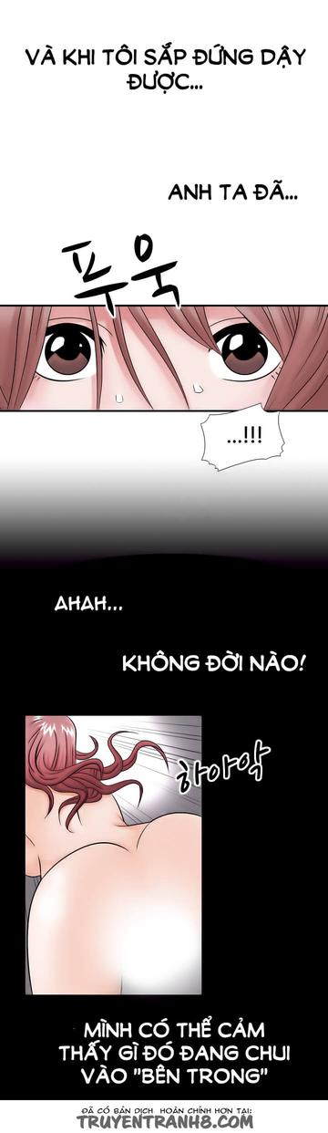 The Taste Of The Hand Chapter 4 - Trang 10