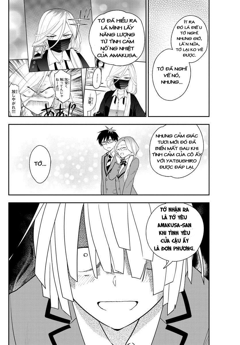 Hatsukoi Zombie Chapter 102 - Trang 9