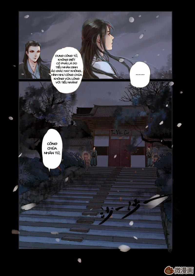 Phượng Tù Hoàng Chapter 4 - Trang 24