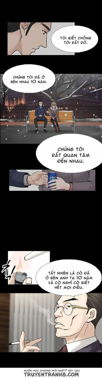 The Taste Of The Hand Chapter 59 - Trang 6
