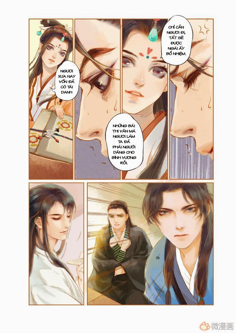 Phượng Tù Hoàng Chapter 4 - Trang 15