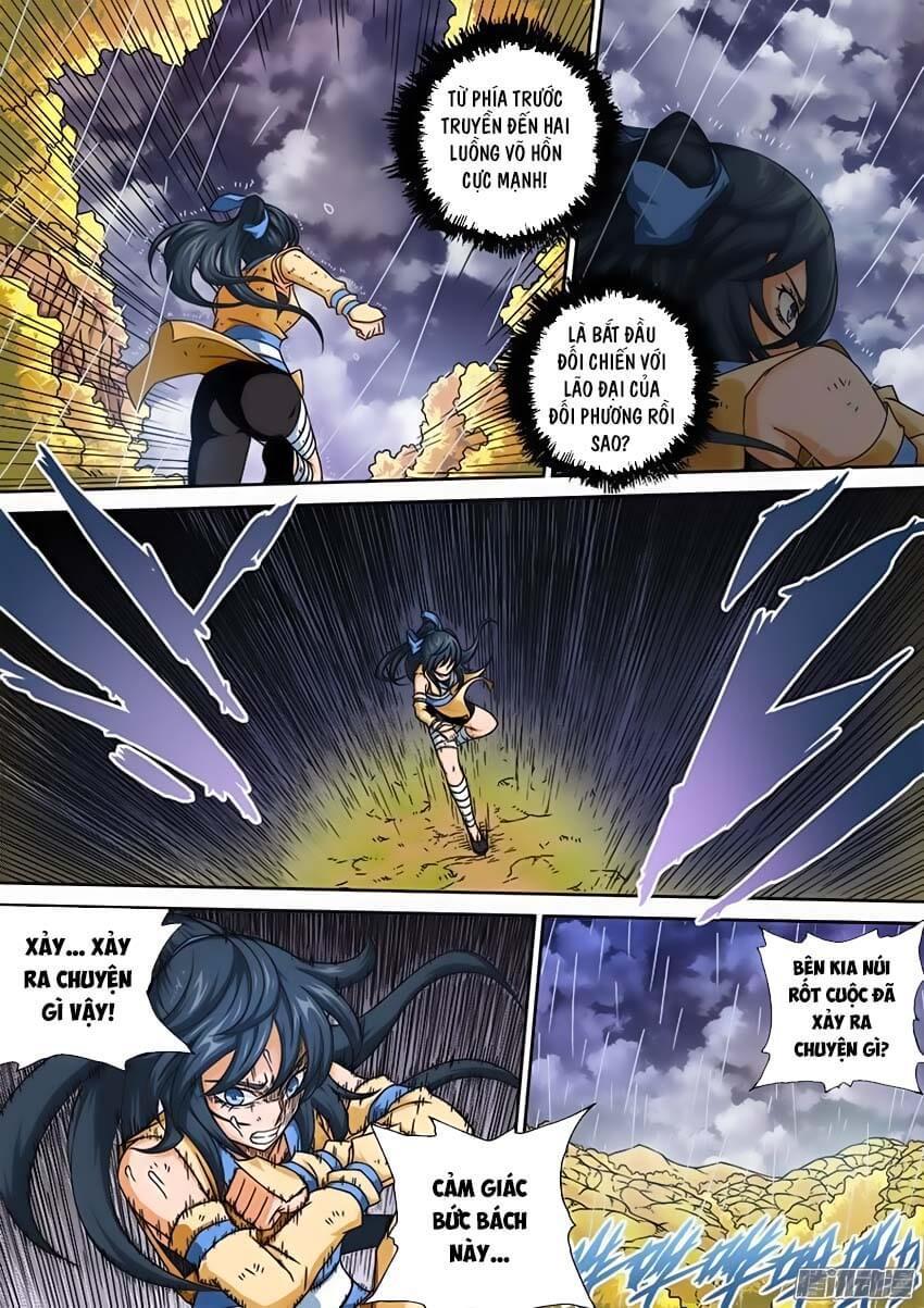 Quyền Bá Thiên Hạ Chapter 30
