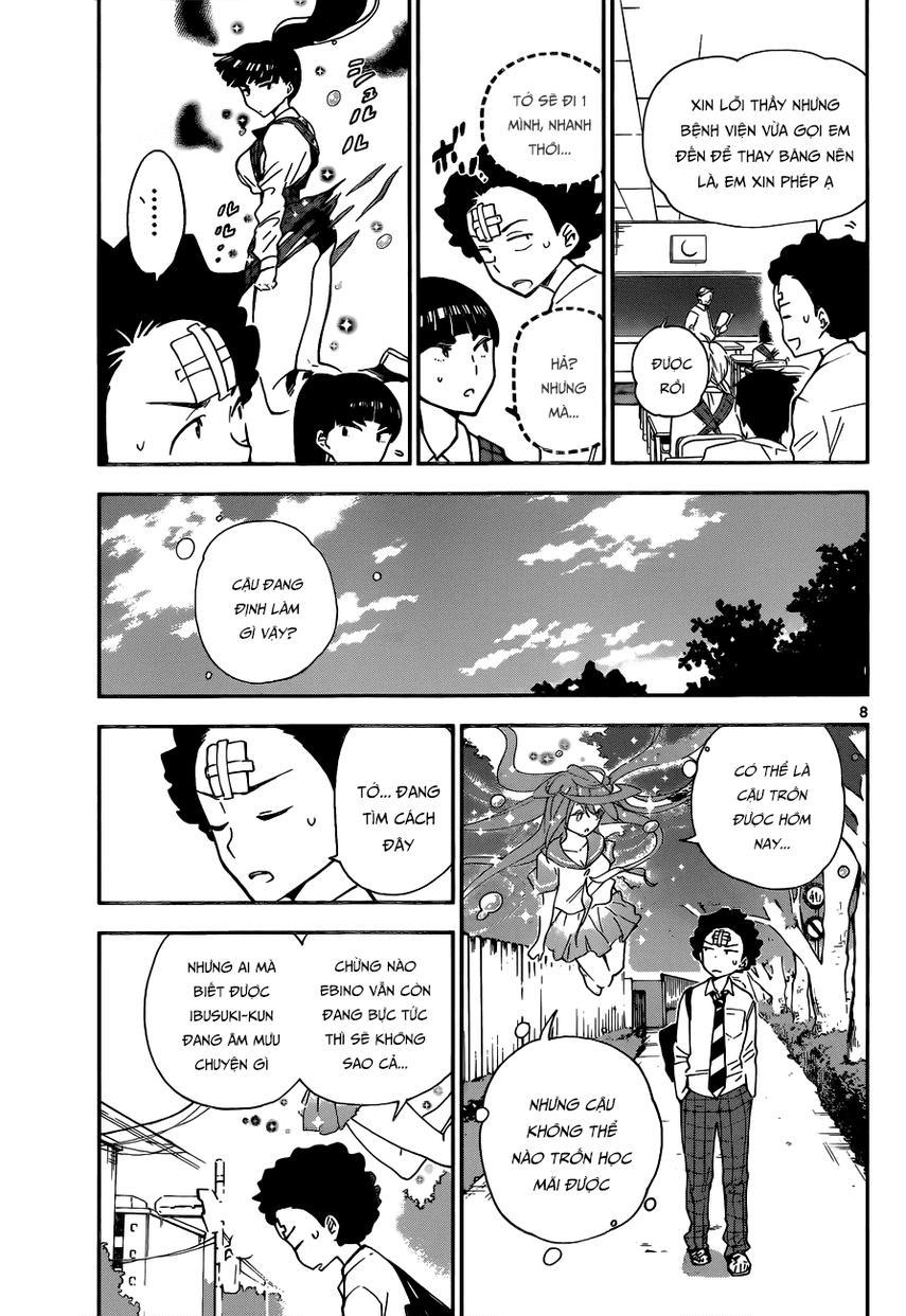 Hatsukoi Zombie Chapter 7 - Trang 9