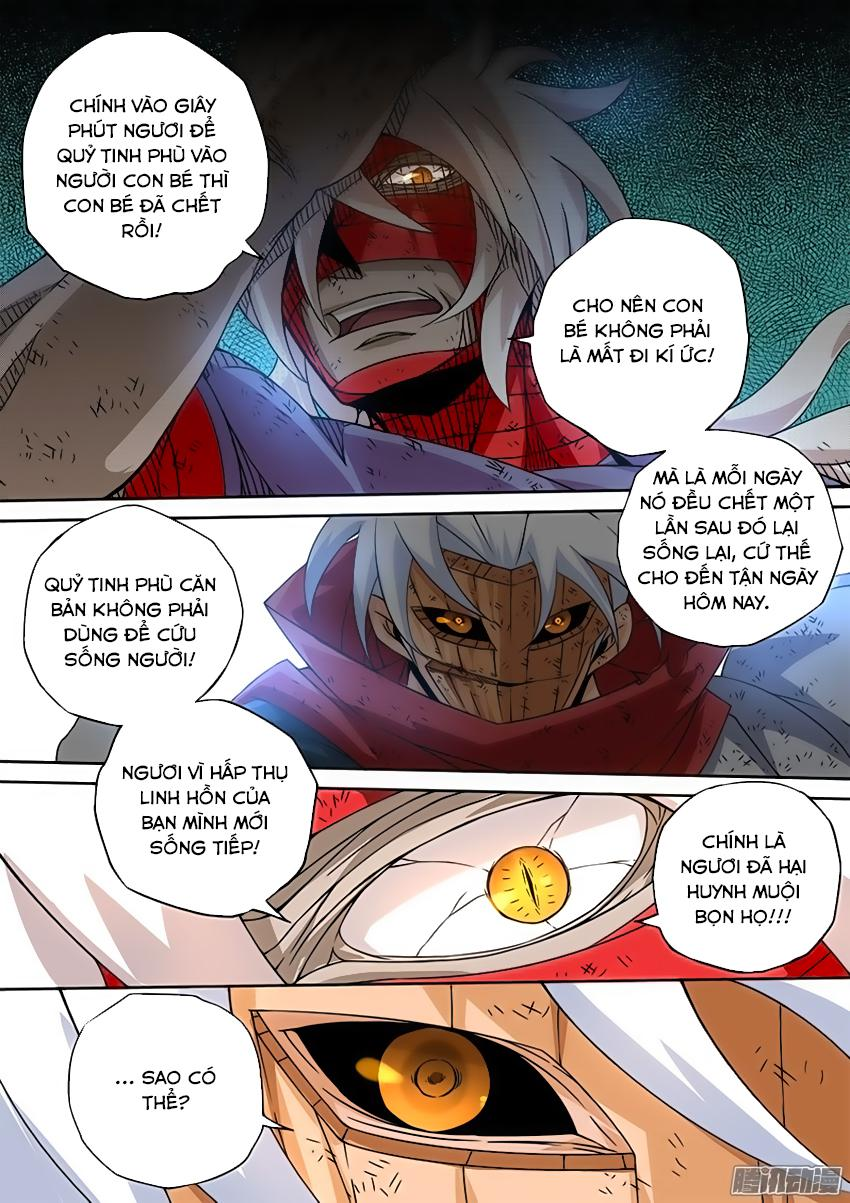 Quyền Bá Thiên Hạ Chapter 38