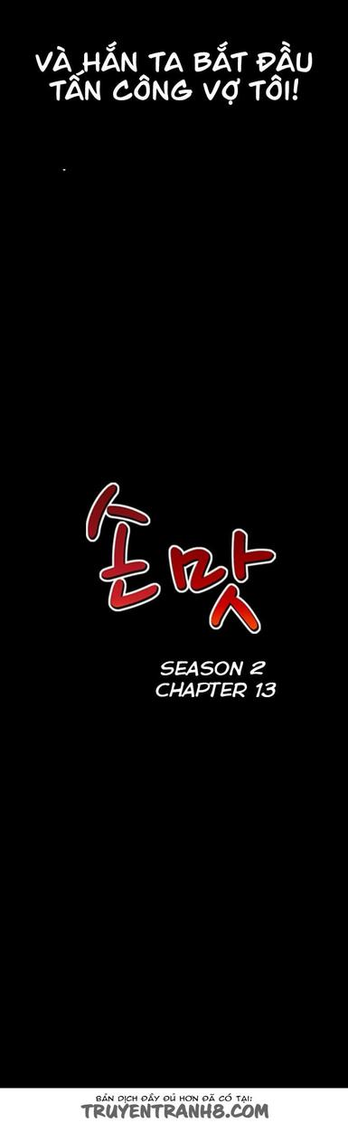The Taste Of The Hand Chapter 43 - Trang 4