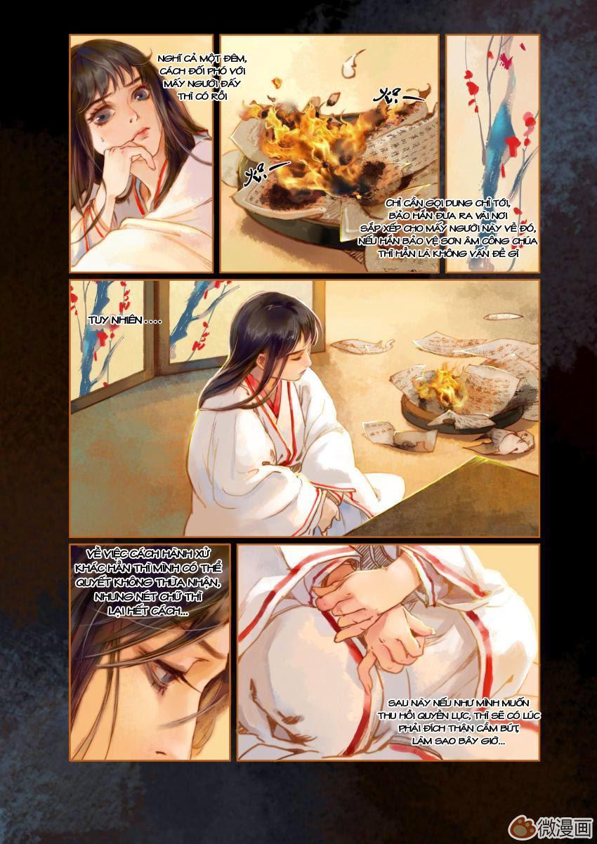 Phượng Tù Hoàng Chapter 4 - Trang 4