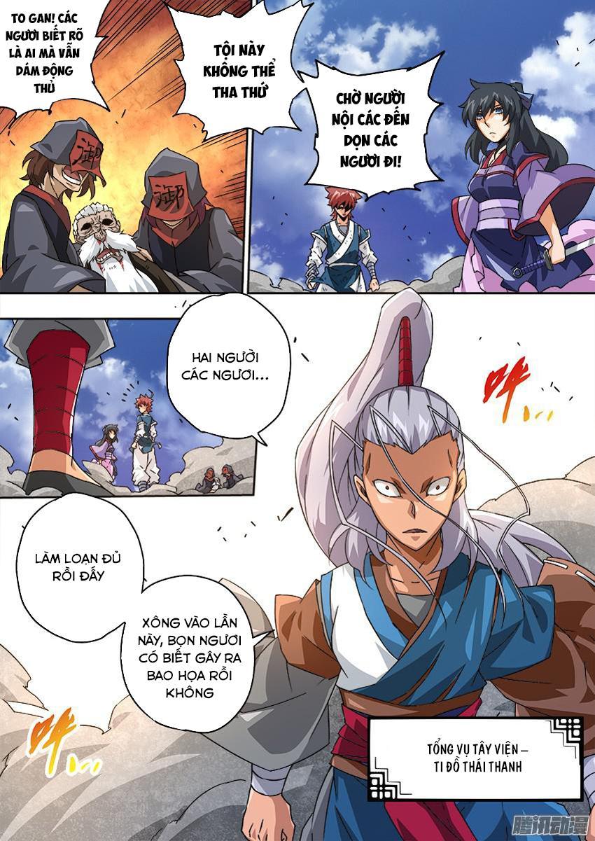 Quyền Bá Thiên Hạ Chapter 98