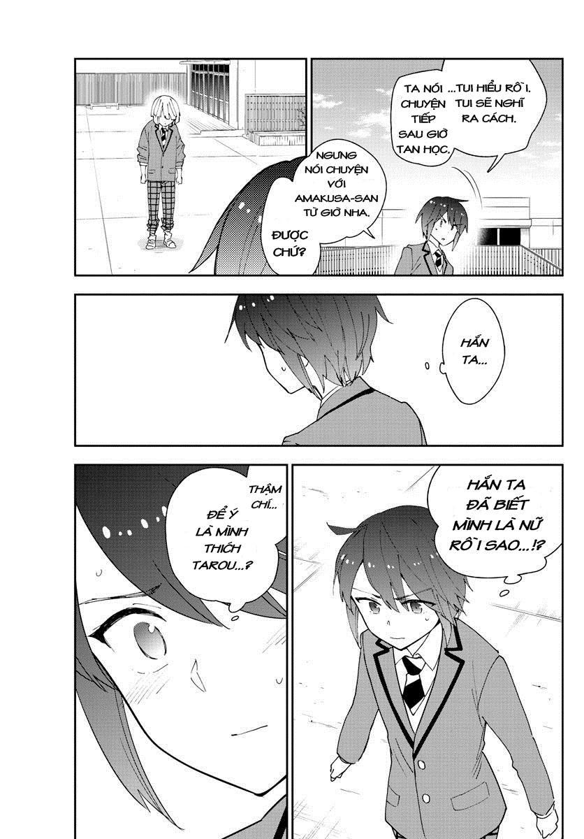 Hatsukoi Zombie Chapter 102 - Trang 14