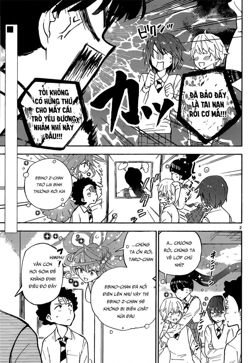 Hatsukoi Zombie Chapter 7 - Trang 3