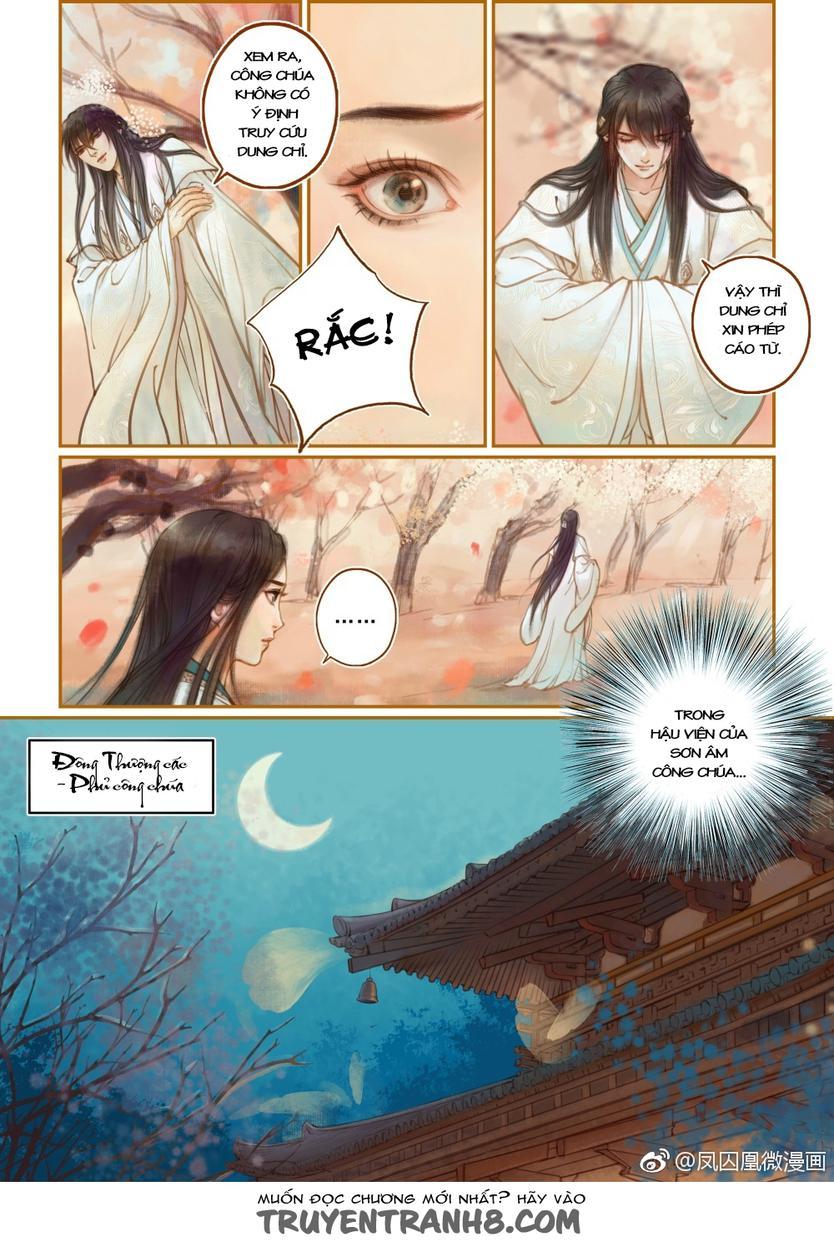 Phượng Tù Hoàng Chapter 15 - Trang 22