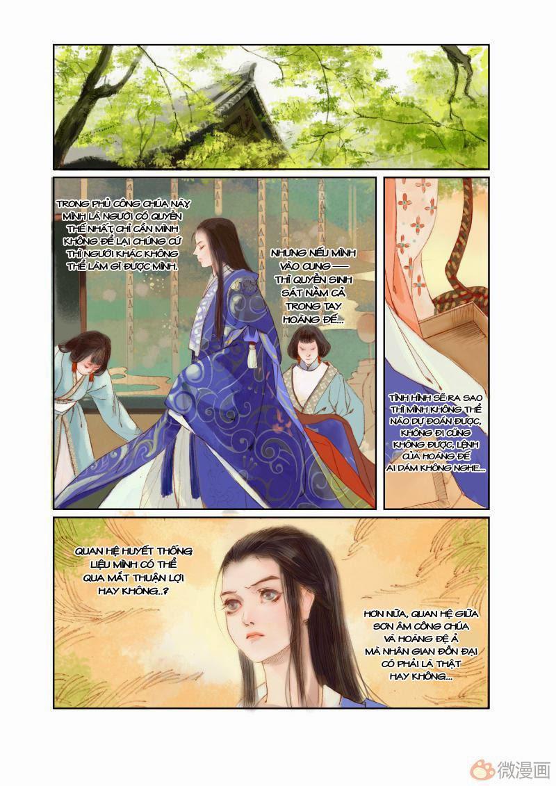 Phượng Tù Hoàng Chapter 5.2 - Trang 11