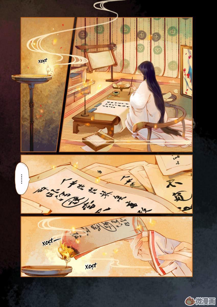 Phượng Tù Hoàng Chapter 4 - Trang 3