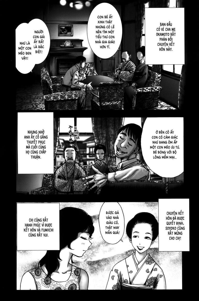 Dị Nhân Quán Chapter 48 - Trang 10