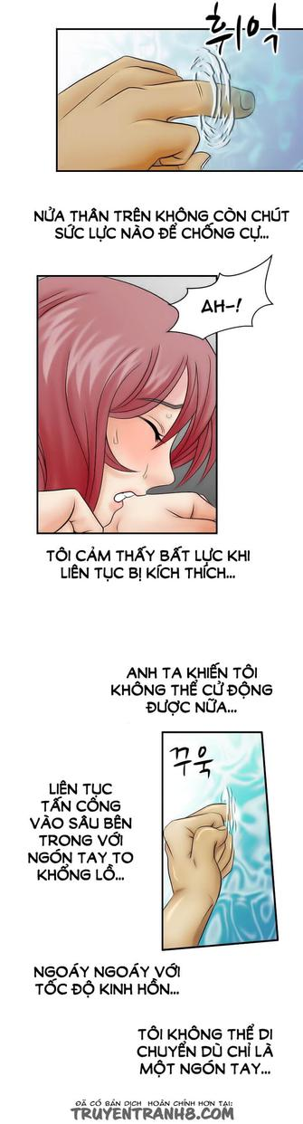 The Taste Of The Hand Chapter 4 - Trang 17